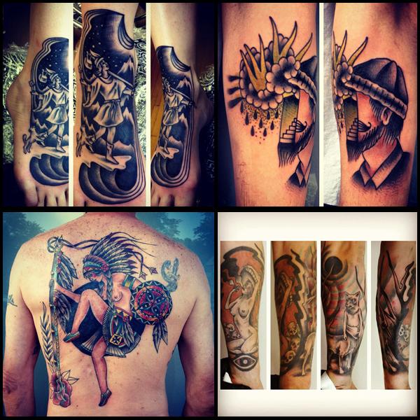 Studio 3062 milwaukee wisconsin usa interviews 4 for Tattoo shops milwaukee